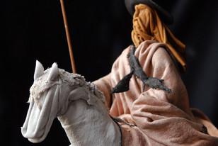 Gaucho a caballo