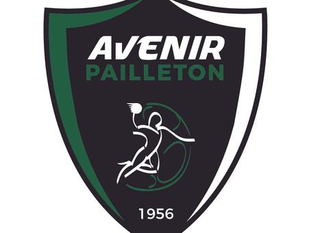L'identité graphique de l'Avenir Pailleton évolue !