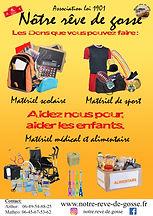 #notrerevedegosse #don #croixrouge #enfantdudesert