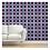 Thumbnail: Red Moroccan Tile Wallpaper