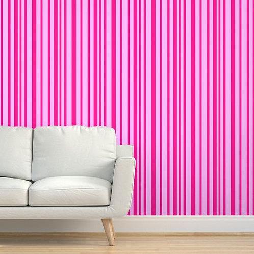 Pink on Pink Wallpaper