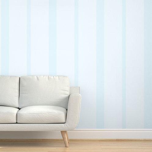Light Cyan Stripes Wallpaper
