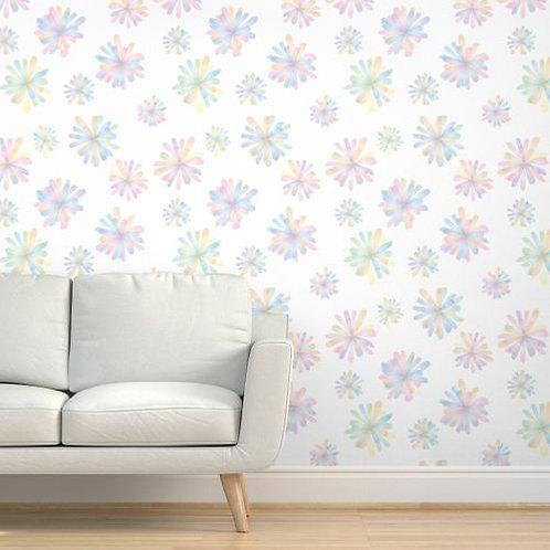 Fairy Flowers Wallpaper