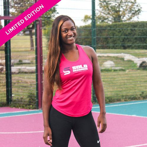Training Vest - Pink