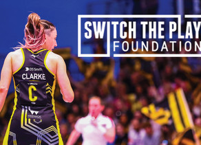 THE NPA AND SWITCH THE PLAY FOUNDATION TEAM UP ON BRAND OF YOU