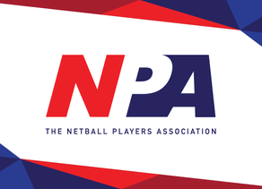 NPA CHAIR AND VICE CHAIR ANNOUNCEMENT