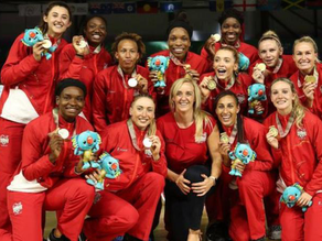 BBC SPORT: ENGLAND NETBALL – COMMONWEALTH CHAMPIONS & RANKED 2ND IN WORLD FOR THE FIRST TIME