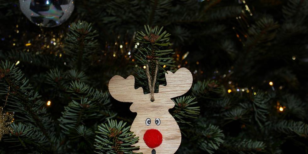 Atelier décorations de Noël - SAULNES (FR)