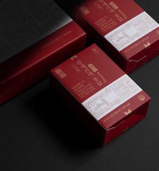 이경제 황제진액 홍삼 패키지 디자인