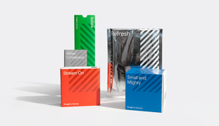 Google for Startups Campus _ SWAG Package