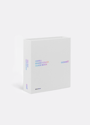 ShinYoung GWELL Brand color guide book