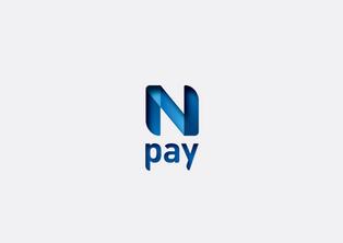 N Pay CI & APP 디자인