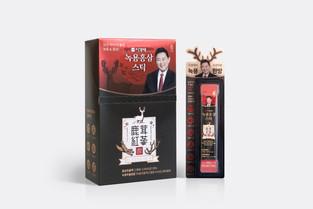 이경제녹용홍삼스틱 _ 패키지디자인 & 제작