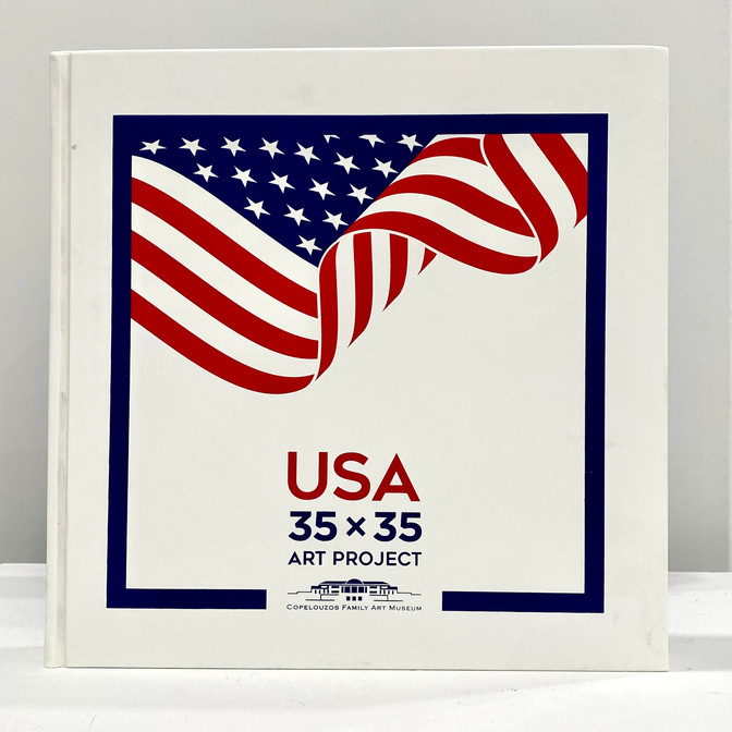 USA 35 x 35 Book Project
