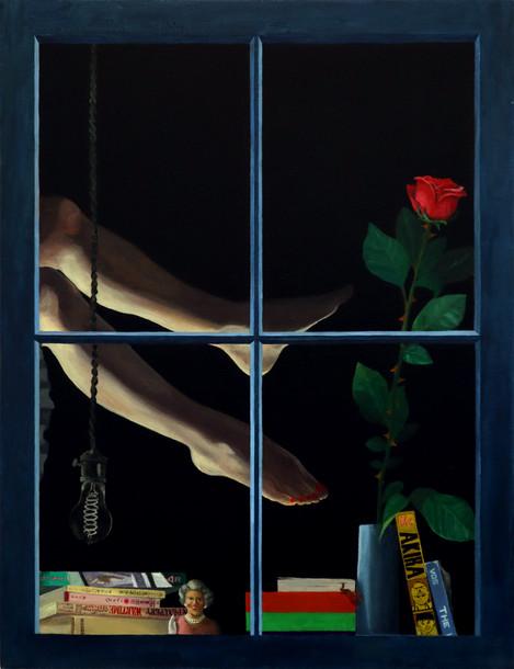A Rose from Rosebush