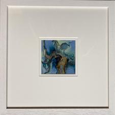 Pale Blue Fluid Acrylic sold