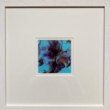 Bright Blue Fluid Acrylic sold
