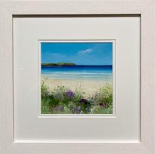 Trevone Bay, wide frame