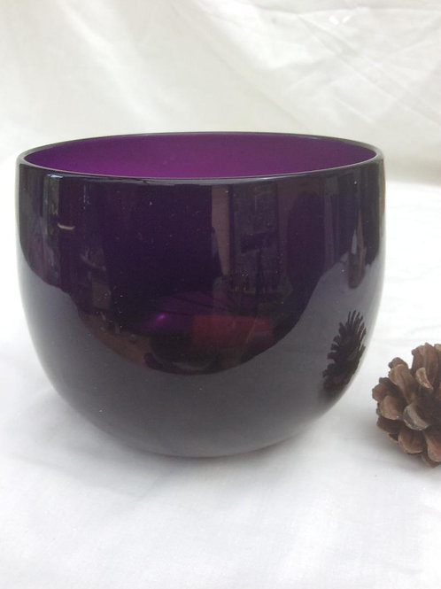 Georgian amethyst fingerbowl c1800