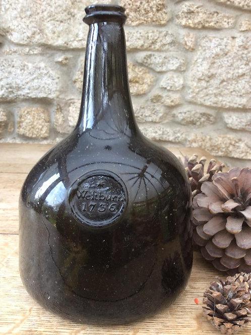 Blackglass Mallet sealed Weftburn/1736
