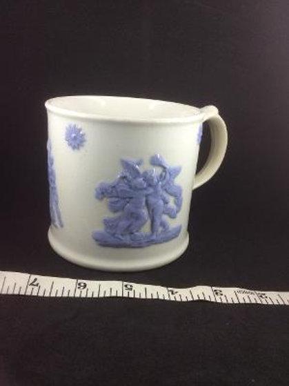 Frog mug c1830