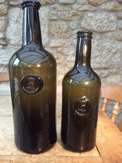 Halfsize Bagot seal cylinder 1780