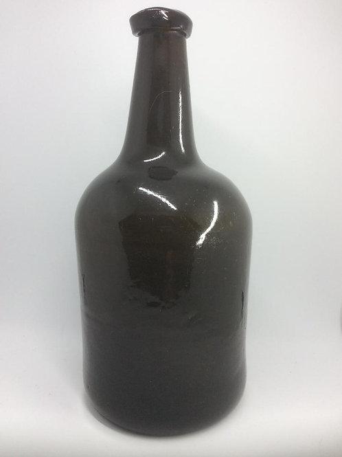 Classic English wine/spirit squat shape 1780