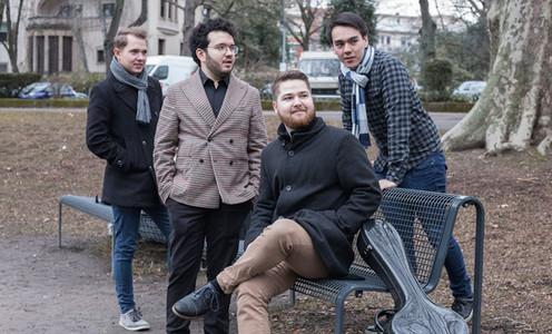Quartett Rheinsaiten