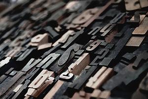 printing block letters