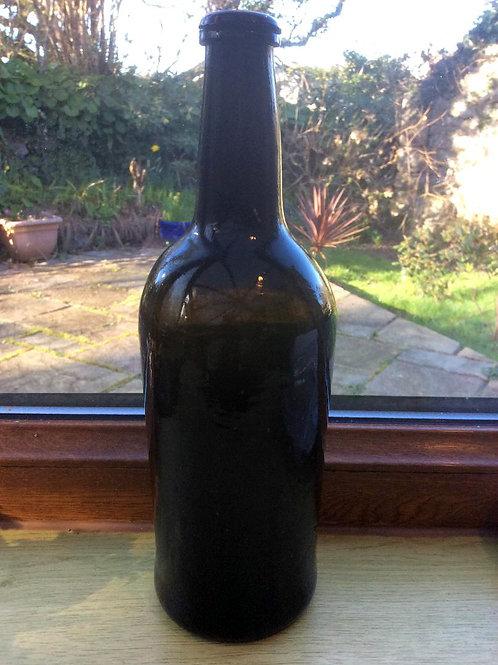 c1790 English wine cylinder