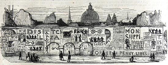 victorian advertising illustration