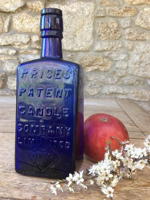 Prices Patent cobalt blue diamond reg.