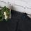 High Neck Ribbed Loungewear Set
