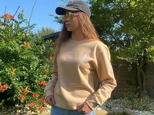 Comfy Beige Sweater