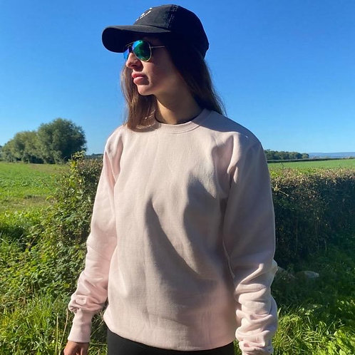 Comfy Pale Pink Sweater