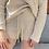 Thumbnail: Stone Basic Knitted Shorts
