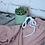 Dusty Crop Hood Loungewear set