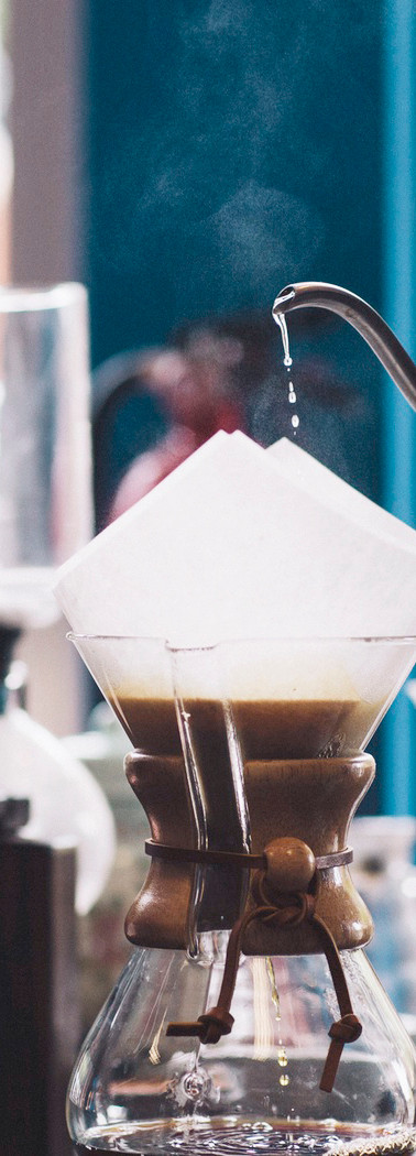 Drip Coffee Pour