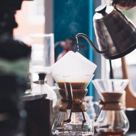Coffee Shop Questions Vol. 2