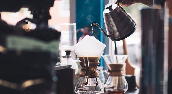 Drip Coffee Pour