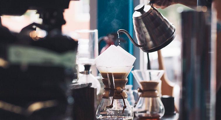 Капельное кофе Налить