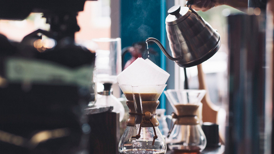 Why We Serve Coffee As a Pour Over