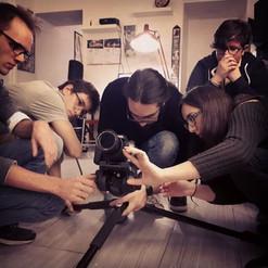 Corso di Direzione della Fotografia