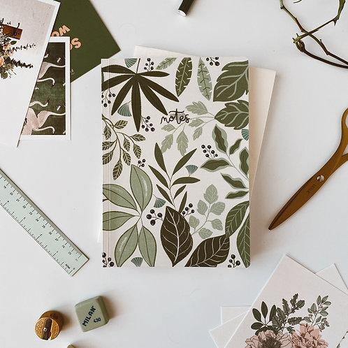 Cuaderno Selva Verde