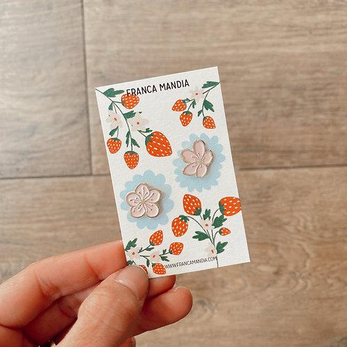 Pack de pins Cherry Blossoms