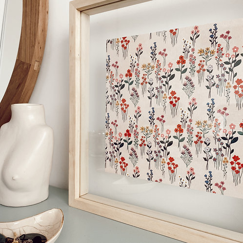 Print Flores Silvestres
