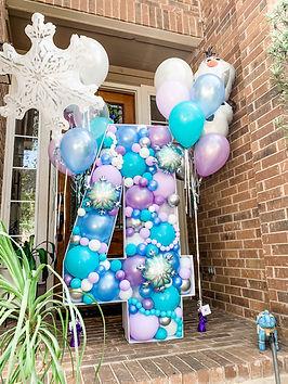 LuaBash Balloon Mosaic San Antonio TX