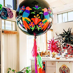Handpainted Jumbo Balloon