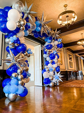 Custom Ballon Garland San Antonio TX