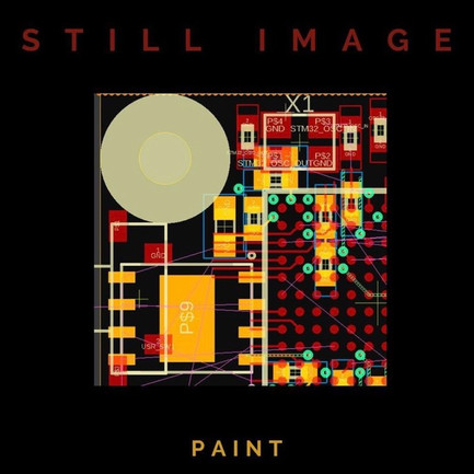"""Band Aid: Still Image and Their Latest Single """"Paint"""""""